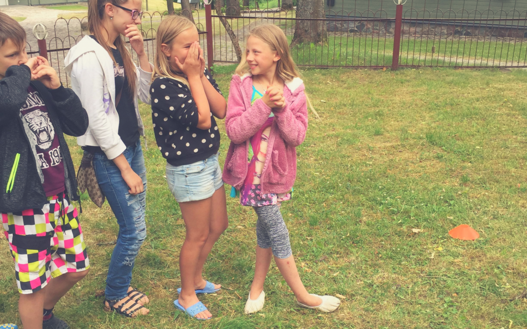 Vaikų stovyklos
