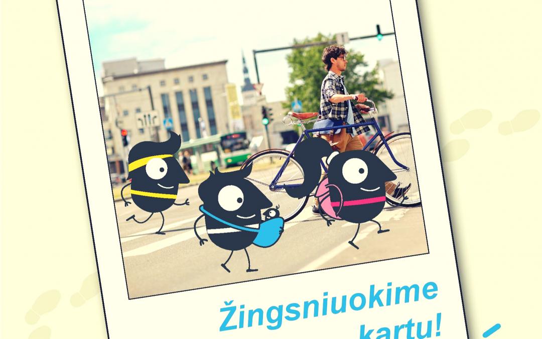 Europos judumo savaitė rugsėjo 16-22 d. Anykščiuose!
